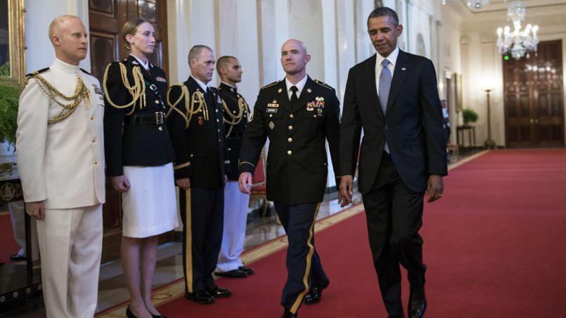 L'armée américaine est prête à agir en Syrie si Barack Obama l'ordonne.