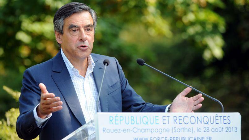 François Fillon, mercredi.