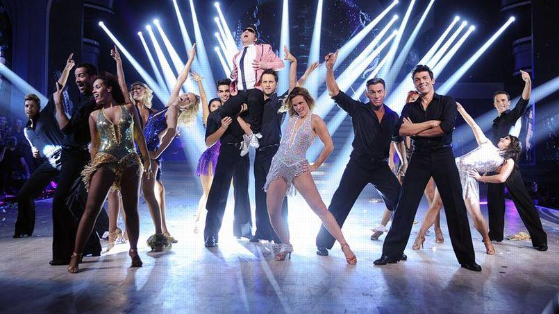 C'est avec son programme phare «Danse avec les stars» que TF1 (ici, la saison dernière), associé à Twitter, fera son offre aux annonceurs à l'automne.