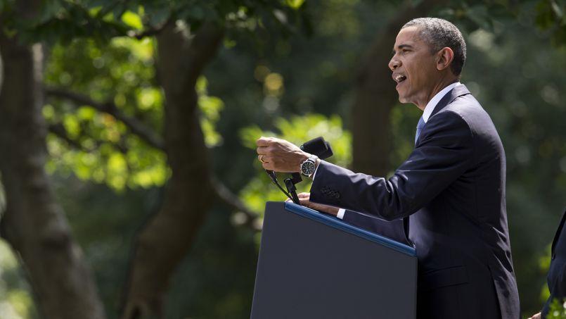 «Nous devons avoir ce débat car le problème est trop lourd pour être traité comme une affaire ordinaire», a justifié samedi le président des États-Unis, Barack Obama.