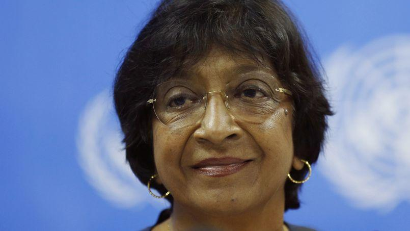 Navi Pillay, haute commissaire des Nations unies aux droits de l'homme, dénonce la tendance vers «l'autoritarisme» du gouvernement sri-lankais.