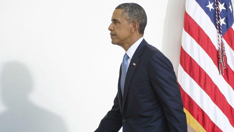 Barack Obama, samedi à la Maison-Blanche.
