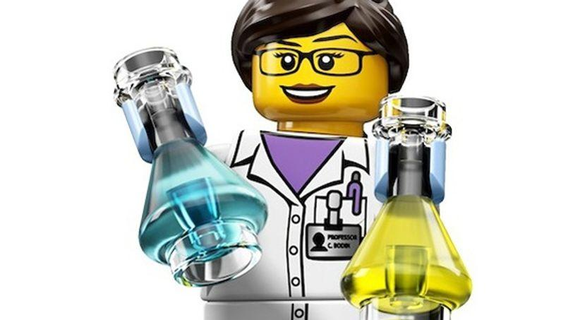 lego lance sa premire figurine de femme scientifique