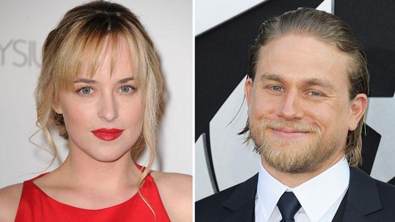 Dakota Johnson et Charlie Hunnam ne font pas l'unanimité. (Crédits photo: Katy Winn/Invision/AP et Katy Winn/Invision/AP)