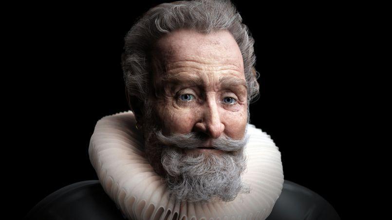 Est-ce vraiment la tête d'Henri IV? Experts et historiens ne s'accordent pas sur le sujet et s'affrontent à coups d'enquêtes et de contre-enquêtes. Crédit photo: Philippe Roesch