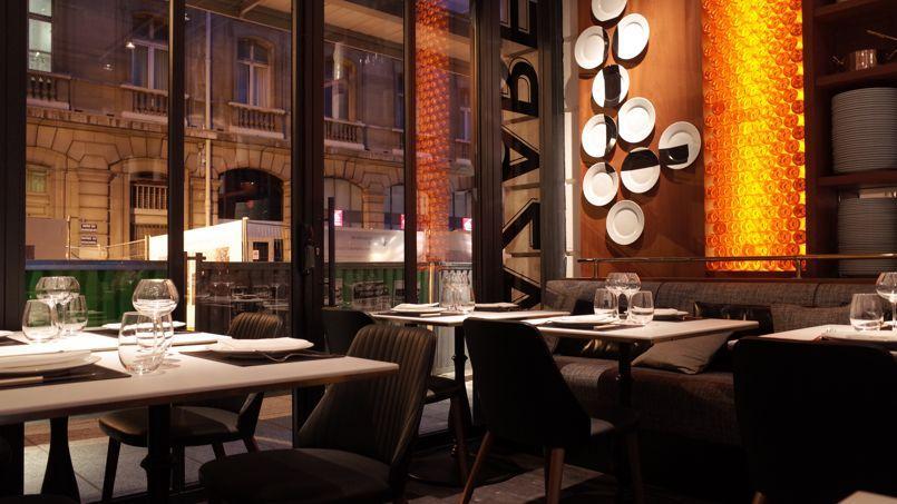 Lazare le retour aux sources d 39 eric frechon - Restaurant saint lazare paris ...