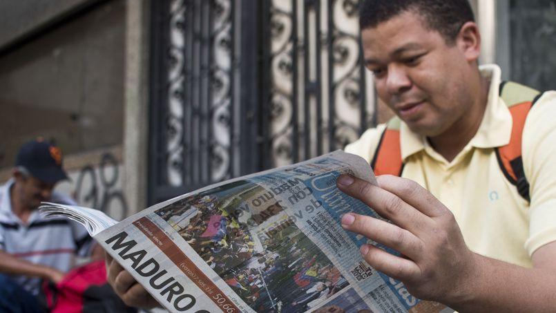 Certains journaux n'ont plus que leur édition en ligne, d'autres sont contraints de réduire leur pagination.