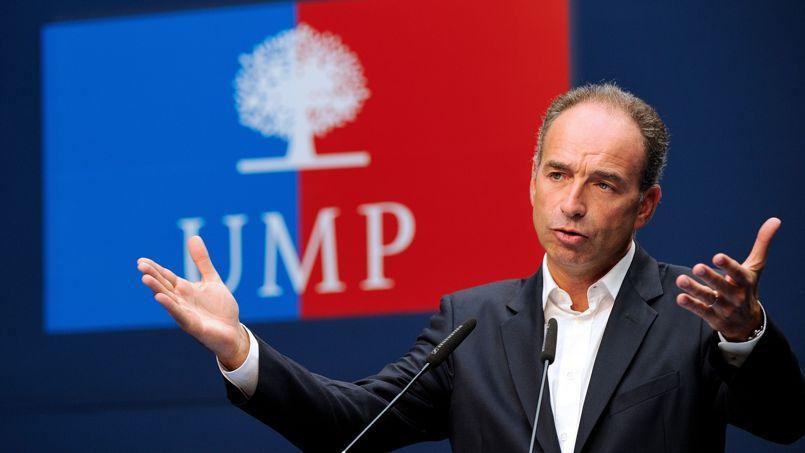 Jean-François Copé le 8 septembre dernier.