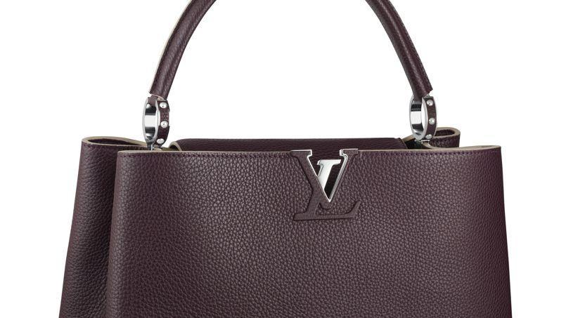 Le modèle «Capucine» coûte 3000 euros au minimum. Crédit: Louis Vuitton.
