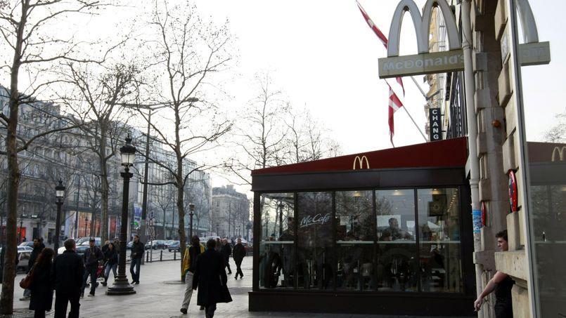 Le champion de la restauration rapide McDonald's est aussi celui qui prévoit le plus de recrutements en 2014.
