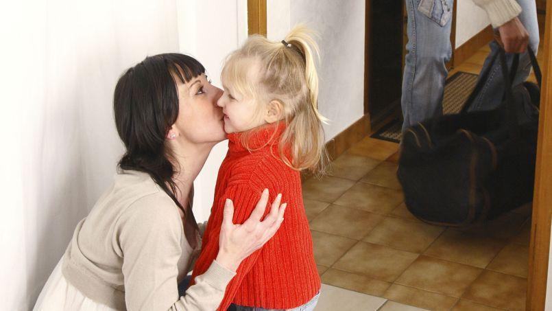 20% des divorces avec enfant se sont soldés par une garde alternée en 2010, contre 16% en 2009.