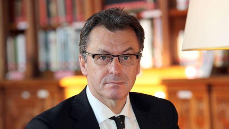 Philippe Esnol, sénateur maire de Conflans-Sainte-Honorine.