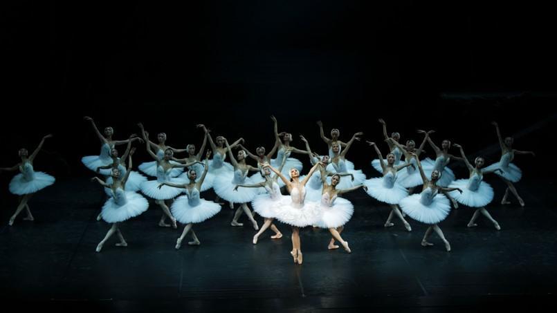 Le Lac des cygnes monté dans la version «classiquissime» de Natalia Makarova par le Ballet national de Chine cette semaine au Châtelet.
