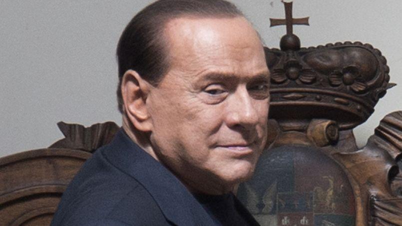 Silvio Berlusconi le 17 septembre à Rome.
