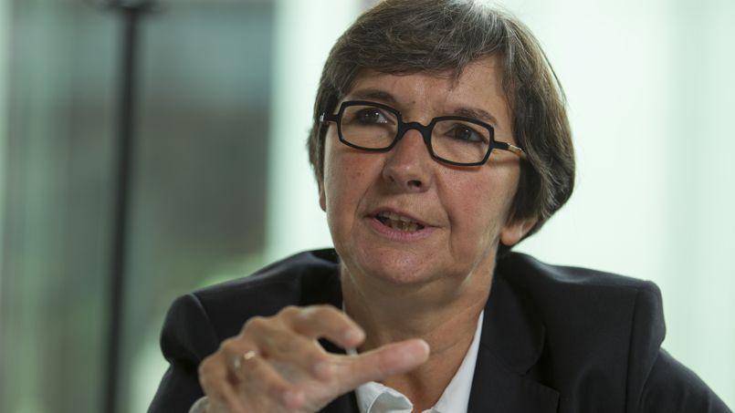 La ministre des Sports, Valérie Fourneyron
