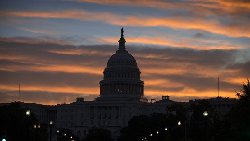 Le Capitole, à Washington, siège du Congrès des États-Unis.