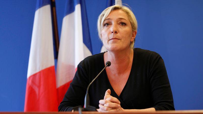 Marine Le Pen, en juin 2012.