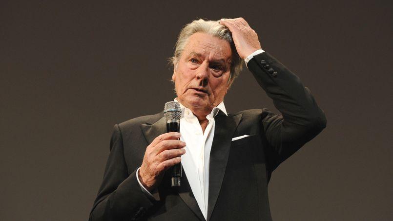 Alain Delon n'a jamais caché son estime pour Jean-Marie Le Pen.