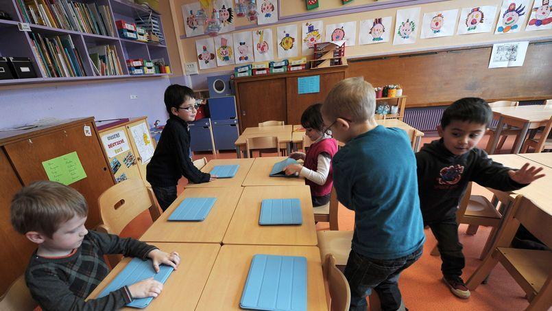 Vincent Peillon l'a maintes fois répété: l'école maternelle doit redevenir une école à part entière, non une préparation à l'école élémentaire.