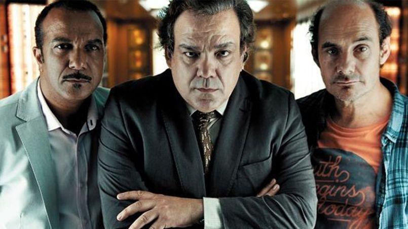 Dix-huit ans après le premier film, les Inconnus enfilent à nouveau le costume des frères Latour.