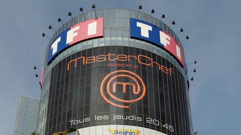 Le siége de TF1, à Boulogne-Billancourt.