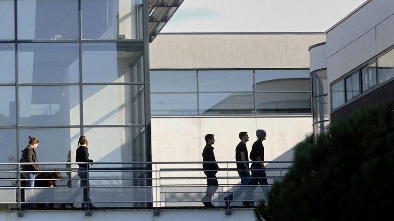 L'université de LaRochelle a inauguré quatre parcours pour sa licence de sciences et technologie, les étudiants se prêtant à des tests pour être aiguillés.
