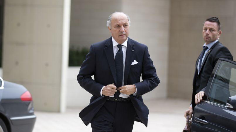 Laurent Fabius a participé, lundi à Luxembourg, à la réunion des ministres des Affaires étrangères des Vingt-Huit où la question des écoutes de la NSA a été évoquée.