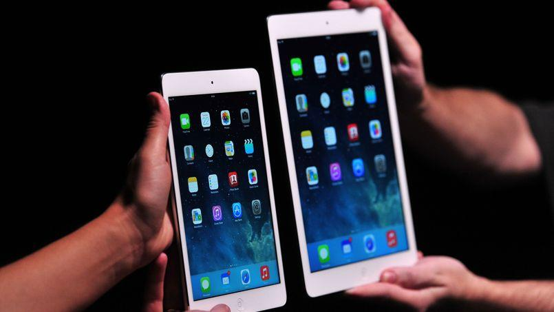 Avec l'iPad Air, Apple reprend l'offensive face à Android