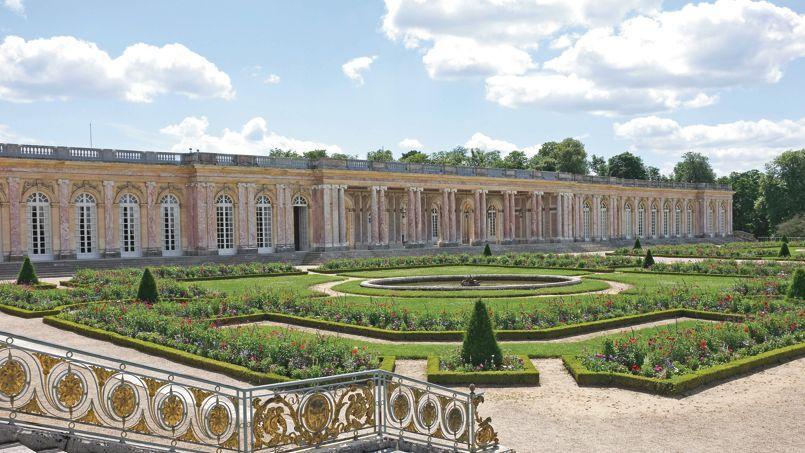 Versailles le jardin secret du roi soleil for Jardin a la francaise versailles