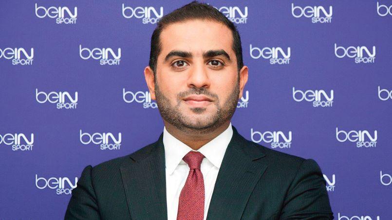 Yousef al-Obaidly, directeur général de beIN Sport. Crédit: DR