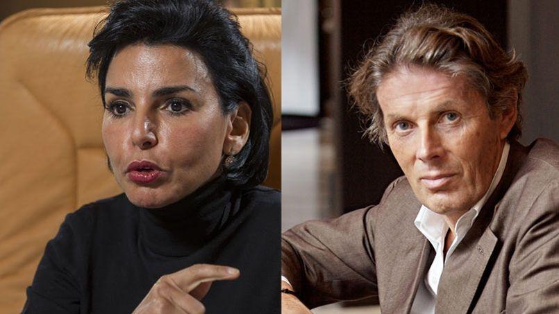 Rachida Dati affirme que Zohra est l'enfant de Dominique Desseigne. Celui-ci dément avec force.