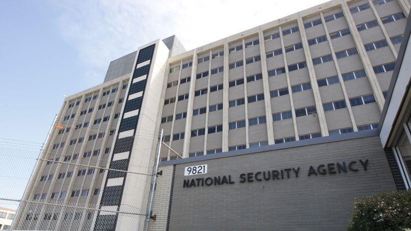 Le bâtiment de la NSA, dans le Maryland, à l'est des Etats-Unis.