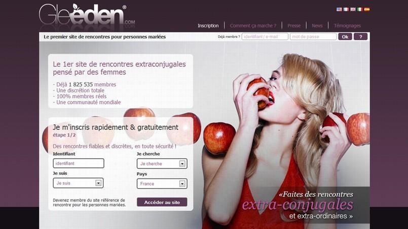 Gleeden se proclame numéro 1 «en France, en Europe et dans le monde», devant son principal concurrent, AshleyMadison.