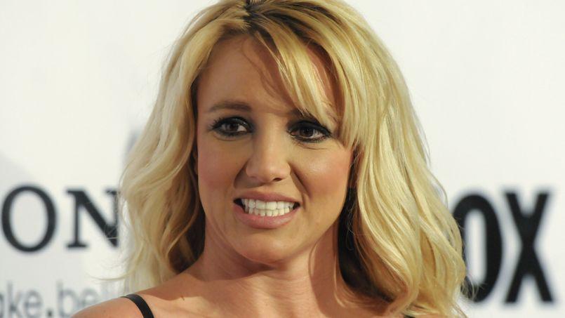 La chanteuse américaine Britney Spears.