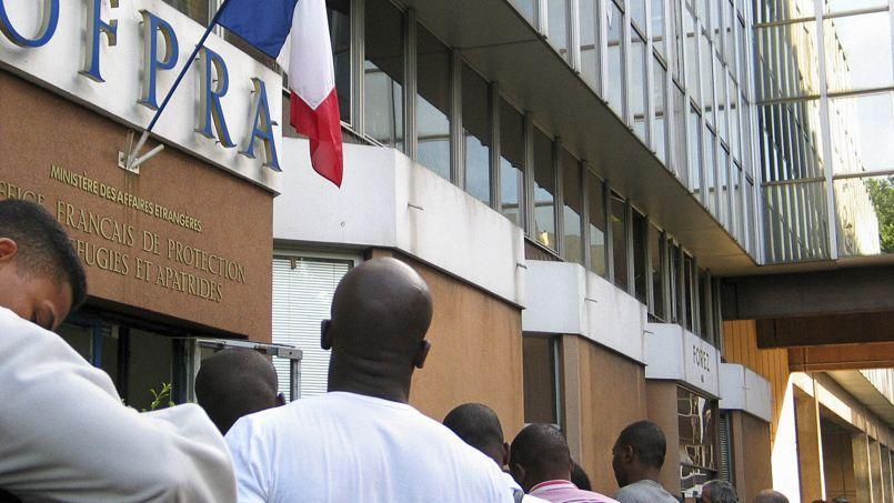 L'OFPRA a enregistré 50.000 demandes de droit d'asile de janvier à septembre 2013.
