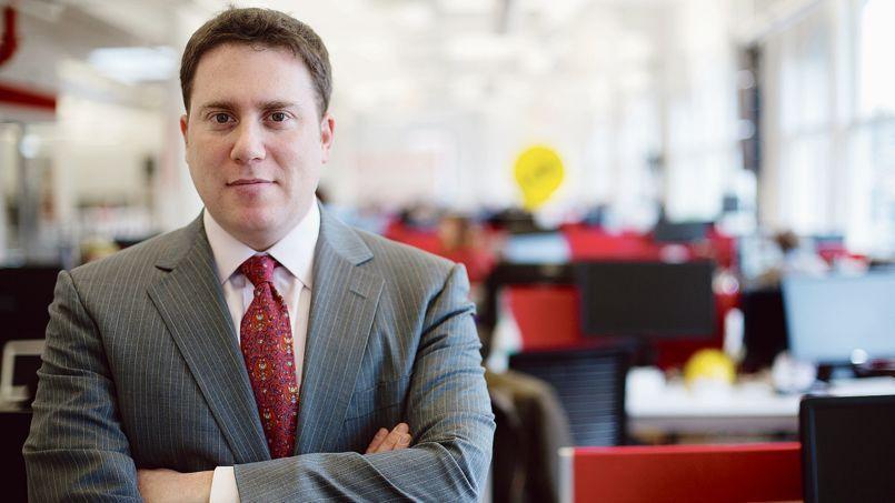 Ben Smith, rédacteur en chef de Buzzfeed.