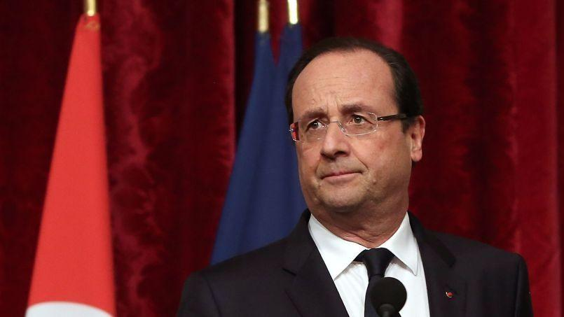 Hollande garde le cap, malgré la dégradation de la note de la France
