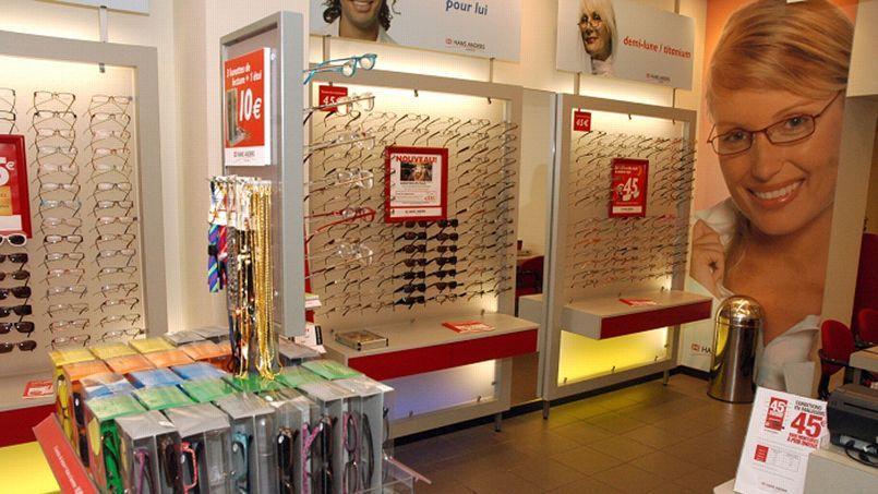 L'opticien hollandais Hans Anders a ouvert près de 50 boutiques en France.