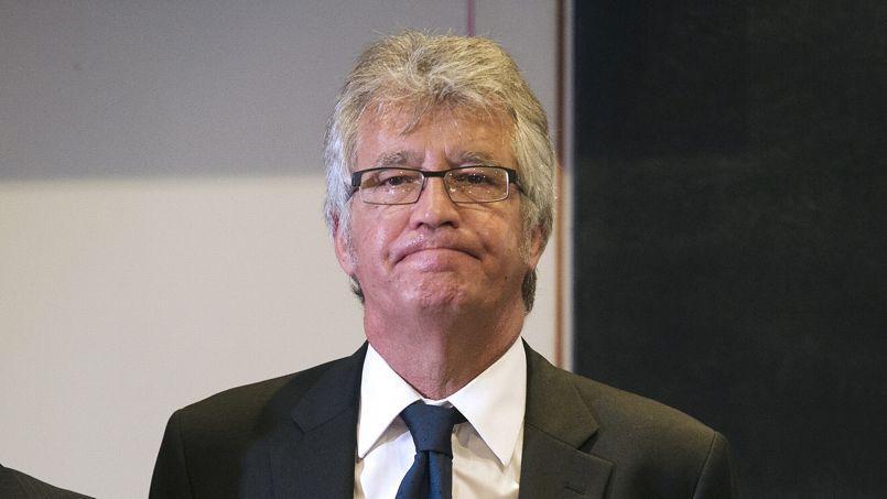 Le député-maire UMP de Châteaurenard, Bernard Reynes.