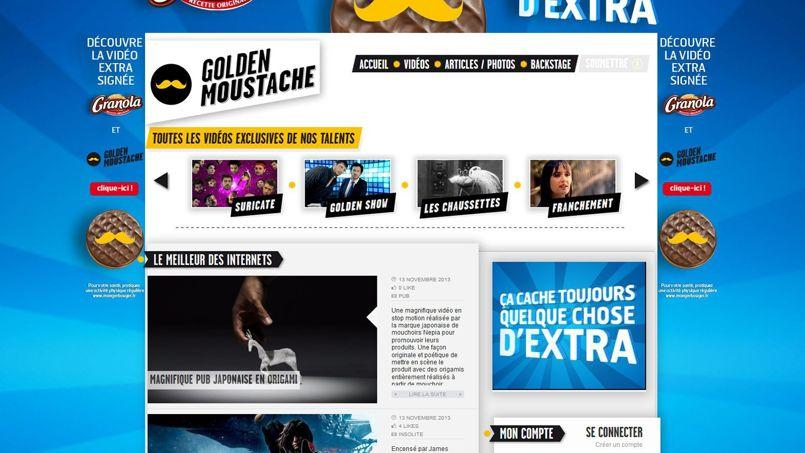 Après un an d'existence, Golden Moustache «gagne de l'argent», assure Adrien Labastire, le directeur général adjoint de GM6, société qui édite la chaîne.