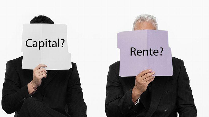 «L'idéal serait de combiner deux contrats, l'un qui permettra une sortie en capital, l'autre une sortie en rente», selon Pascale Pellarin.