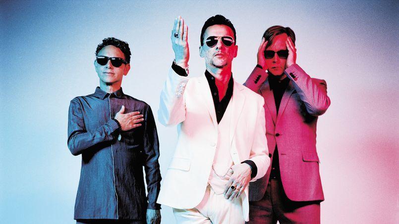 Depeche mode priv s de concert cause du froid - Temperature villeneuve d ascq ...