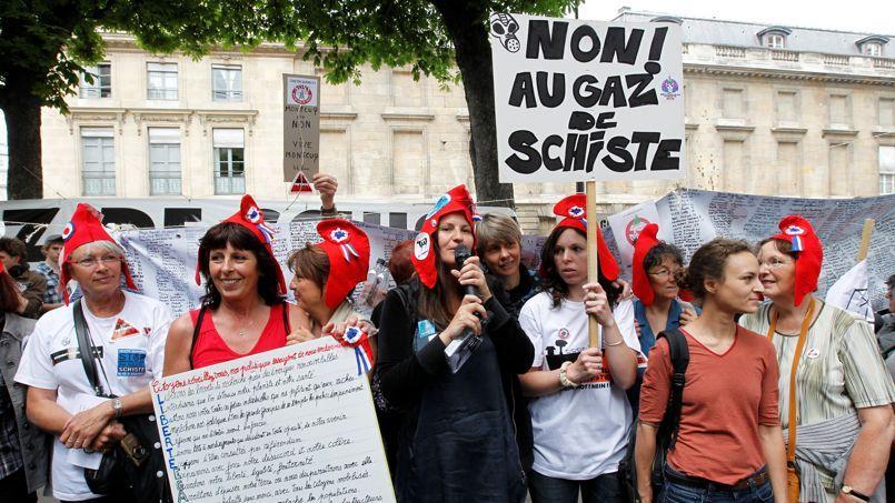 La fracturation hydraulique strictement interdite en France depuis la loi de 2011