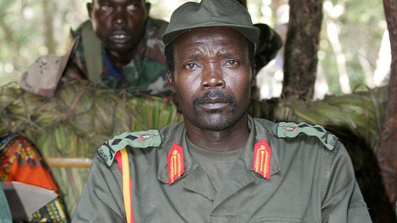 Joseph Kony est le chef de l'Armée de résistance du Seigneur (LRA), une milice ougandaise ayant tué plus de 100.000 personnes depuis sa création.