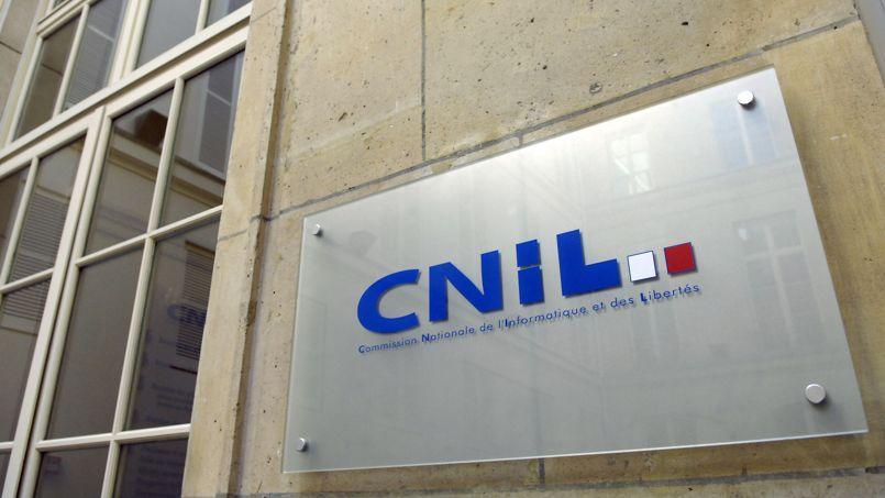 Commission nationale de l'informatique et des libertés (Cnil).