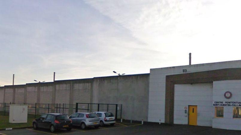 Le centre pénitentiaire Saint-Quentin-Fallavier (Capture d'écran Google Maps).