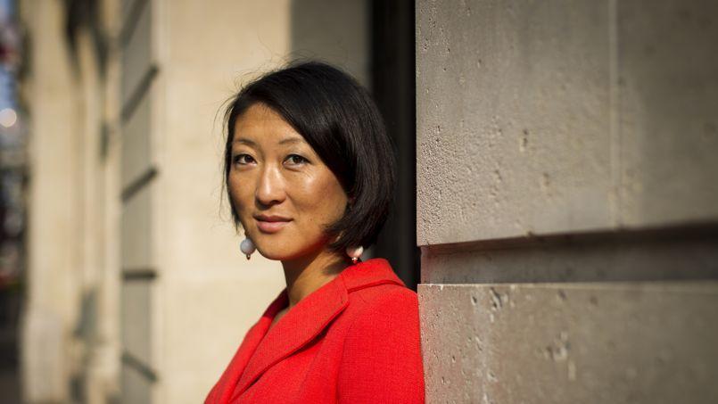 Fleur Pellerin, ministre chargée de l'Économie numérique.