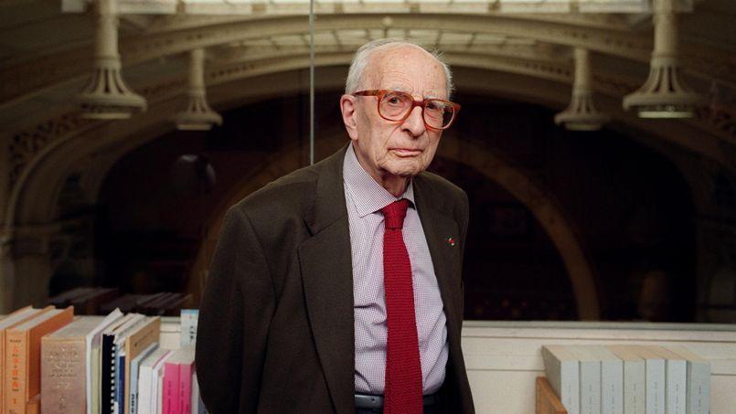 Claude Lévi-Strauss, décédé en 2009, aurait eu 105 ans le 28 novembre.