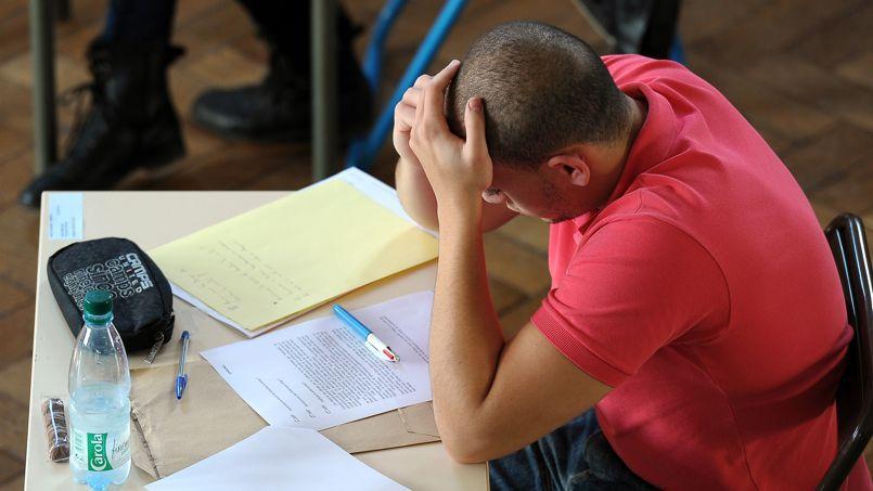 La France s'illustre par l'important niveau d'anxiété de ses élèves.