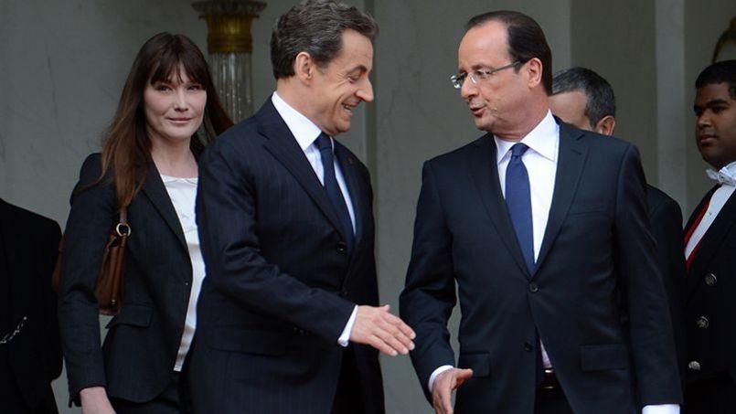 François Hollande et Nicolas Sarkozy ne se sont plus croisés depuis juin 2012.